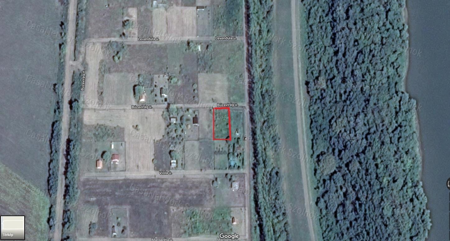 Eladó zártkert, Jász-Nagykun-Szolnok megye, Tiszasüly - sz.: 155802146 - CasaNetWork.hu