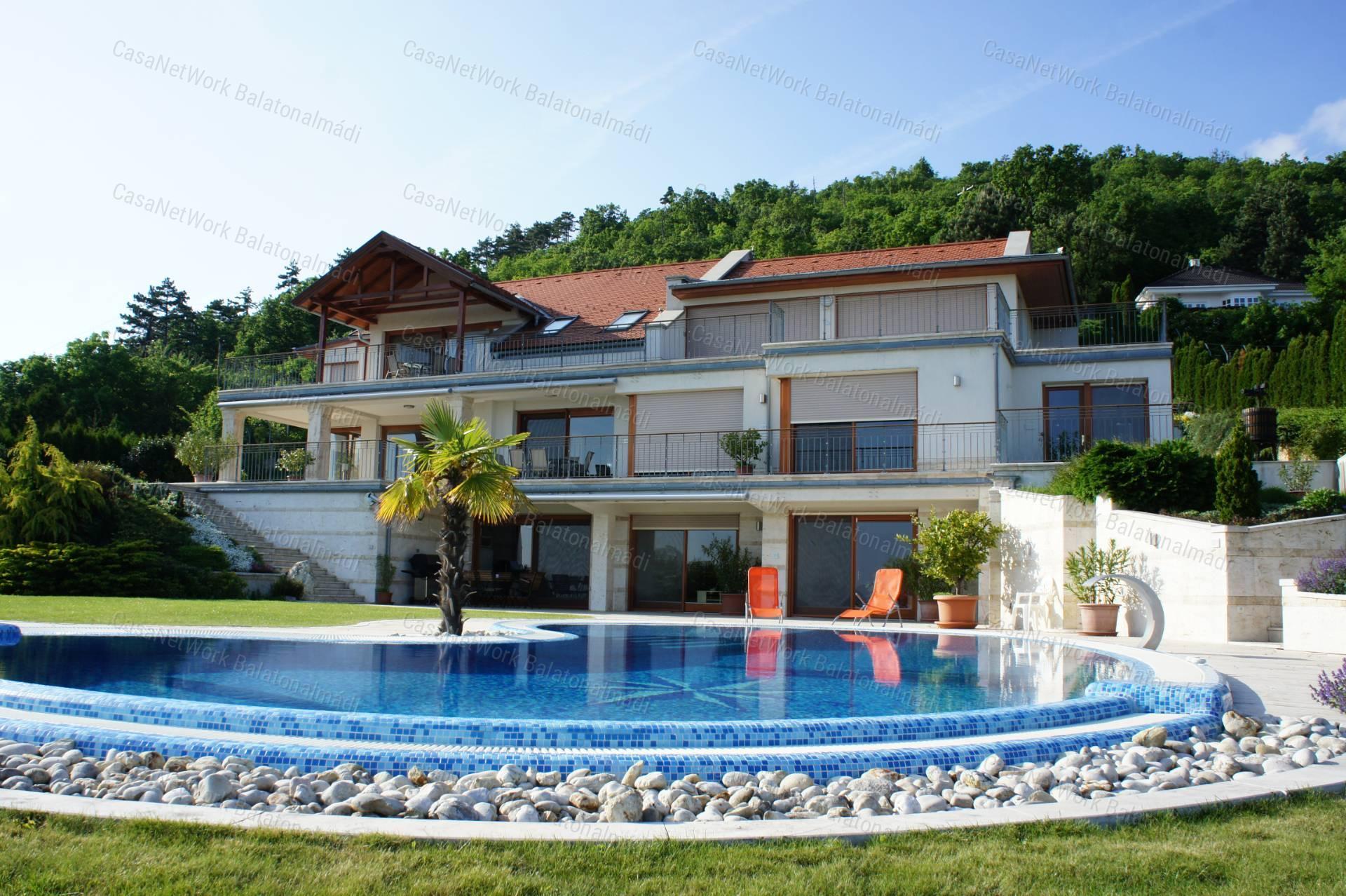 Eladó családi ház, Veszprém megye, Balatonfüred (Balatonarács) - sz.: 163700894 - CasaNetWork.hu