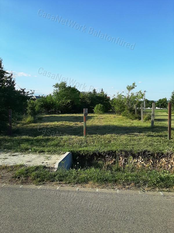 Eladó építési telek, Veszprém megye, Nagyvázsony - sz.: 163801293 - CasaNetWork.hu