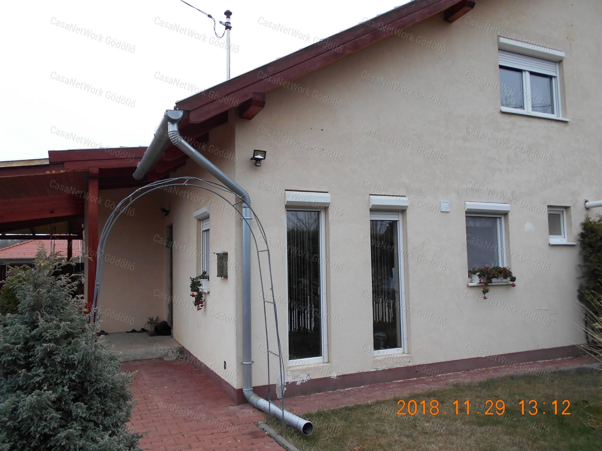 Eladó ikerházrész, Pest megye, Isaszeg - sz.: 166400510 - CasaNetWork.hu