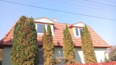 2010-ben épült családi ház eladó Tiszaföldváron