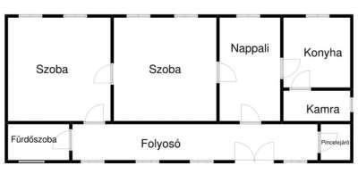 Eladó családi ház - Tiszaföldvár / 7. kép