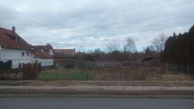Építési telek eladó Rákóczifalván!