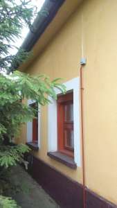 Tiszakürtön eladó 3 szobás kertes családi ház!