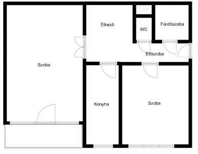 Eladó panellakás - Szolnok (Széchenyi-lakótelep) / 7. kép