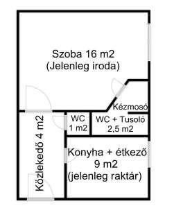 Eladó téglalakás - Szolnok (Belváros) / 7. kép