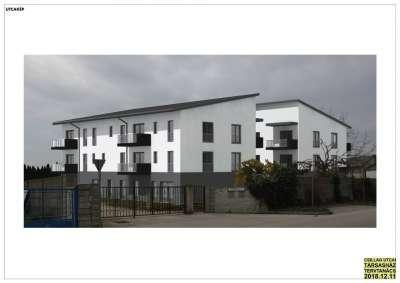 Új építésű kerámia lakás