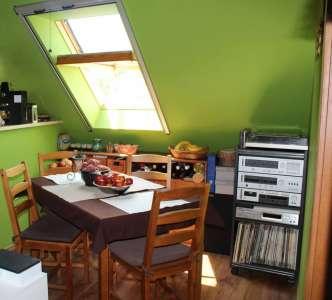 Geotermikus fűtés-hűtési fiatalos 2 és félszobás lakás
