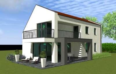 Új építésű luxus házak - eladó családi ház Balatonfüreden