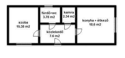 Eladó családi ház - Berhida / 7. kép