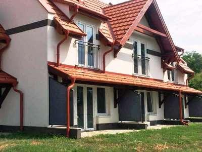 Eladó új építésű részpanorámás téglalakás Badacsonytomajban