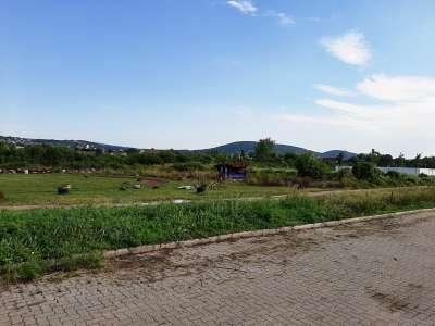 Frekventált helyen - eladó földterület BALATONFÜREDEN