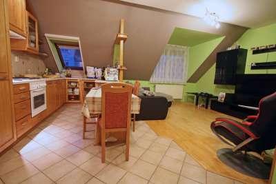 Aranyhegyen nappali plusz 2 szobás lakás