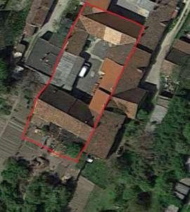 Sopronban a II. Rákóczi Ferenc utcában telephely/fejlesztési terület