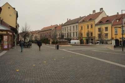 Eladó üzlethelyiség - Sopron (Belváros) / 1. kép