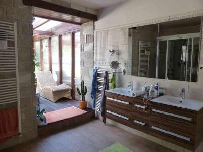 Luxus kivitelű családi ház a Kertvárosban