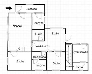 Eladó családi ház - Szada / 7. kép