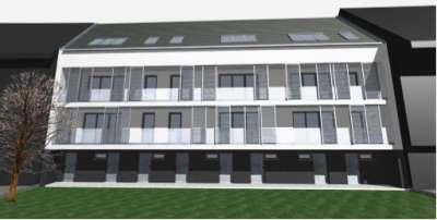 Nádorvárosban 4 szobás lakás eladó