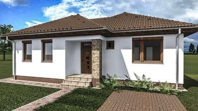 Eladó családi ház - Dunaszeg / 1. kép