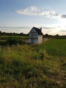 Mezőtúron a Kis Berettyó partján hétvégi ház eladó