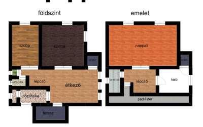 Eladó családi ház - Túrkeve / 1. kép