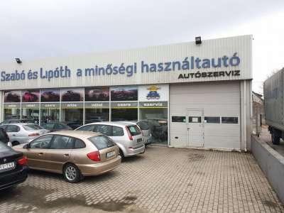 Kiadó szervíz, benzinkút - Tata (Felsőtata) / 1. kép