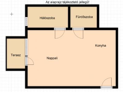 Kiadó téglalakás - Tata (Felsőtata) / 7. kép