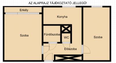 Kiadó panellakás - Tata / 7. kép