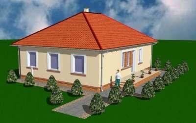 Új építésű családi ház eladó!