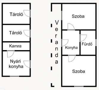 Eladó családi ház - Dabas (GYÓN) / 22. kép