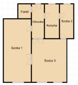 Eladó téglalakás - Budapest VIII. kerület (Corvin negyed) / 7. kép