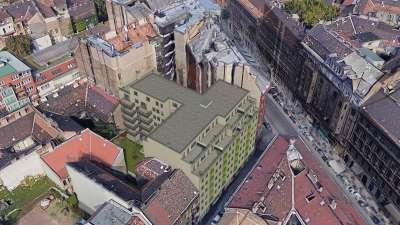 Eladó társasház - Budapest VIII. kerület (Népszínháznegyed) / 4. kép